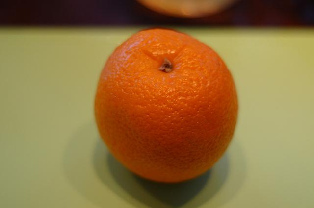オレンジ!