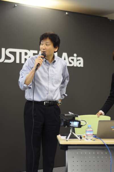 Ustream Asia 中川具隆社長