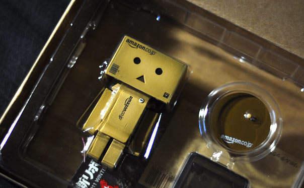 リボルテック ダンボー・ミニAmazon.co.jpボックスバージョン