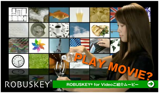 ROBUSKEY Video