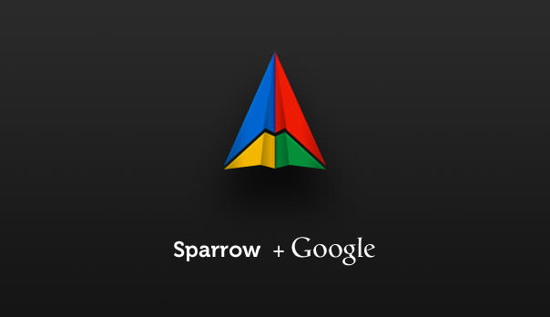Sparrow × Google
