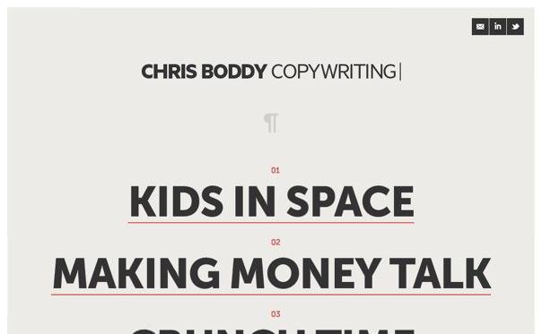 CHRIS BODDY