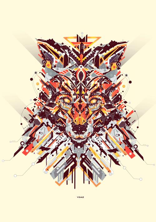 High tech animal 03