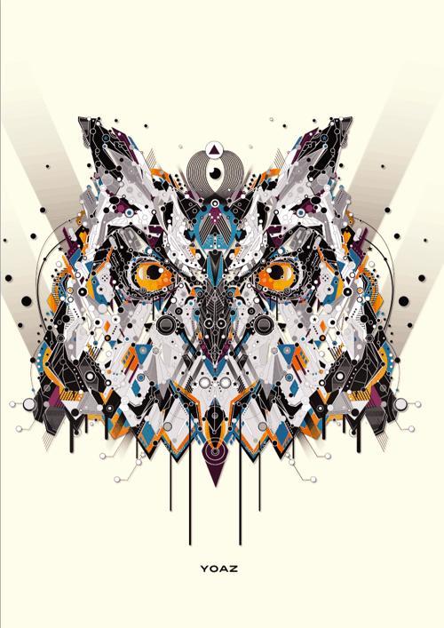 High tech animal 04