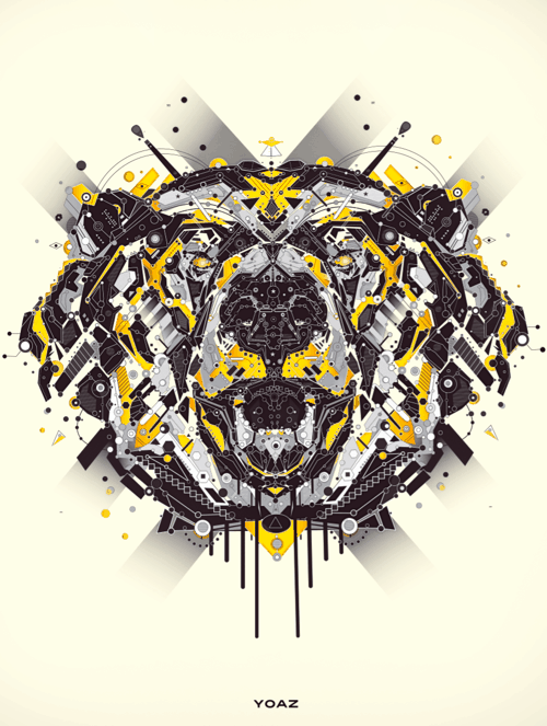 High tech animal 05