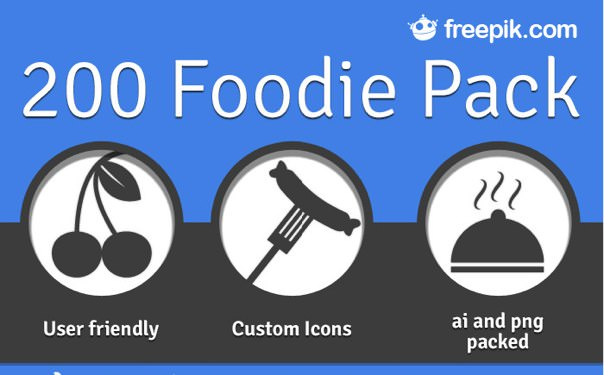 200 Foodie Pack