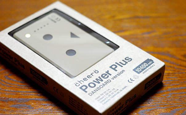 cheero Power Plus DANBOARD version