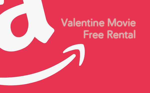 バレンタイン映画、誰でも1本お試しレンタル