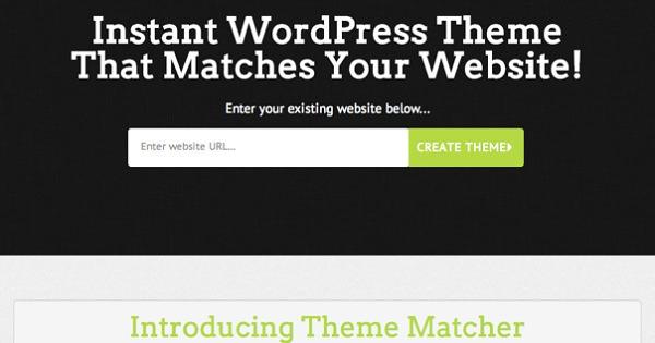 Image result for themematcher.com