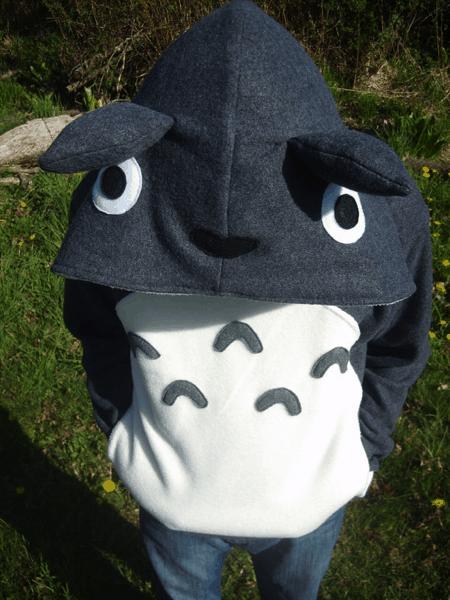 Totoro Hoodie