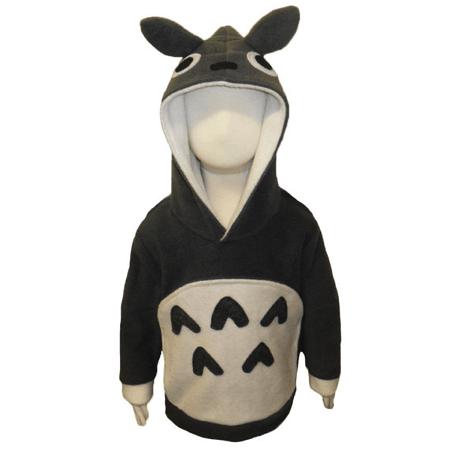 Totoro Children's Hoodie Costume