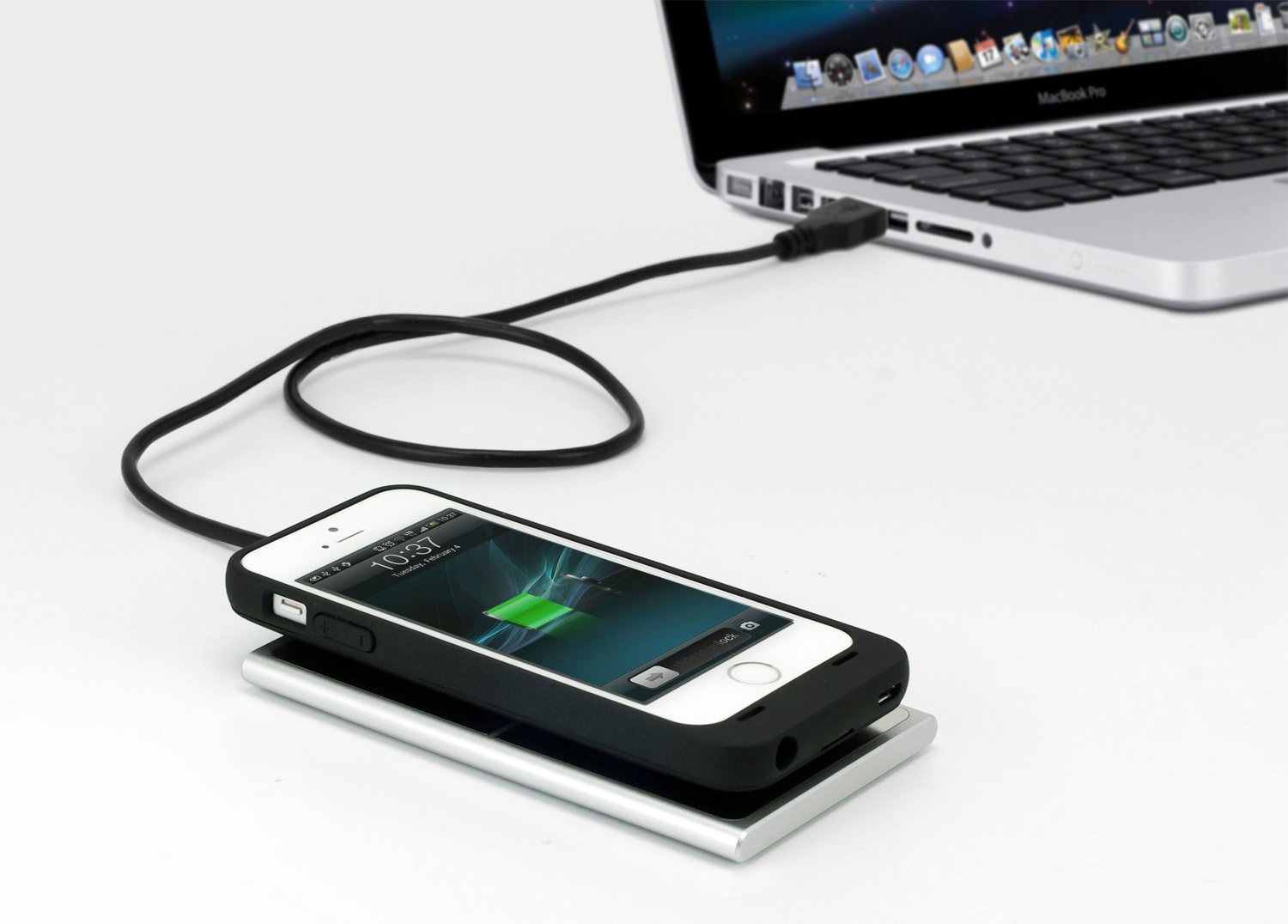 Aero Wireless Charging Battery Case