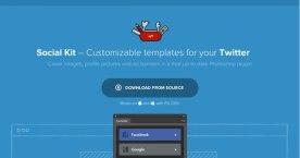 これはめちゃ便利! FacebookやTwitterなどの最新デザインテンプレートを生成する「Social Kit」