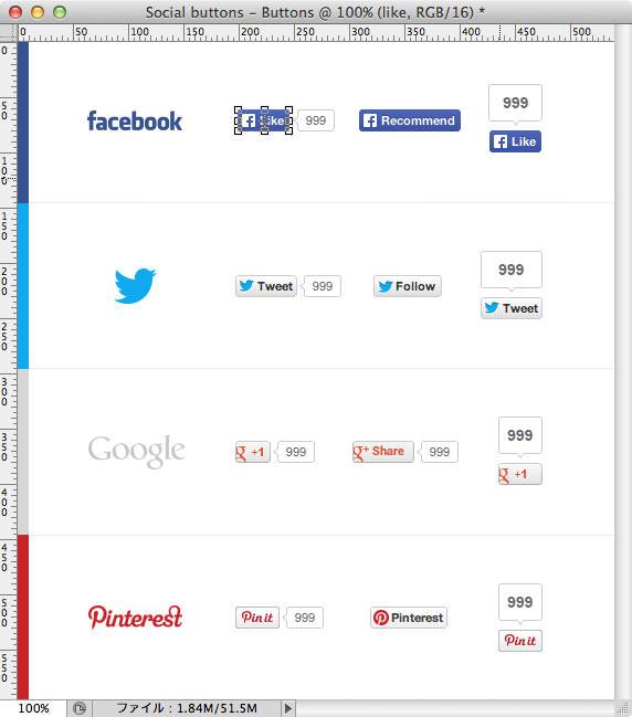 Social Kit - Social Button