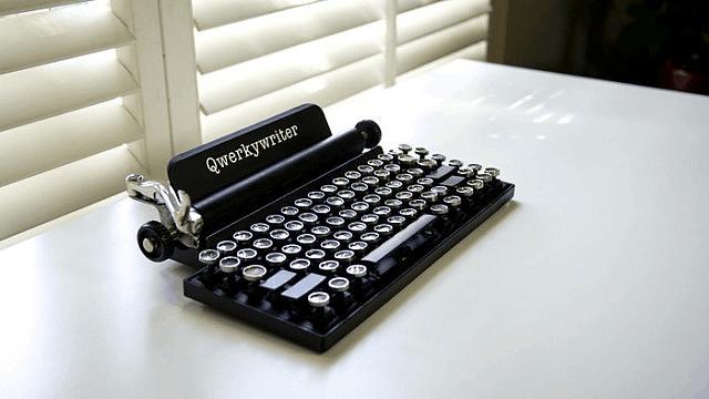 Qwertkywriter