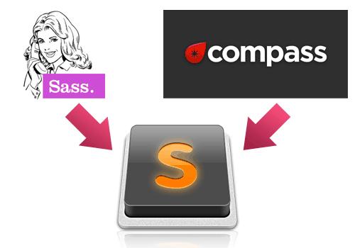 「Sublime Text」のみでCompassとSass(Scss)を使えるようセッティングしてみたのでその手順と参考にした記事まとめ | OZPAの表4