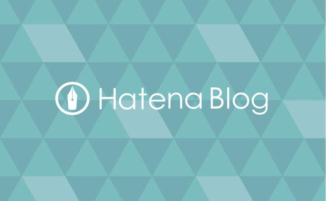 Hatena Blog