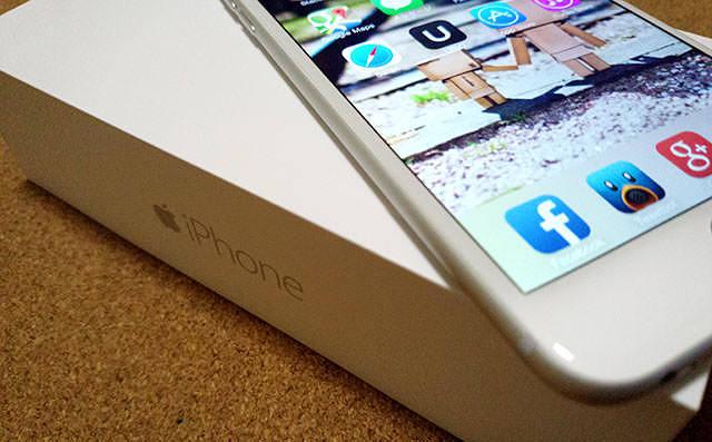 iPhone 6 Plus 128GB シルバー