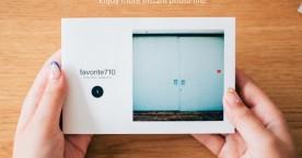 Instagramに投稿した写真をフォトブックにする「Instantbook」