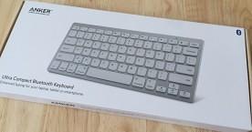 ANKERのBluetoothキーボードがMacにしっくりで大変使いやすい件