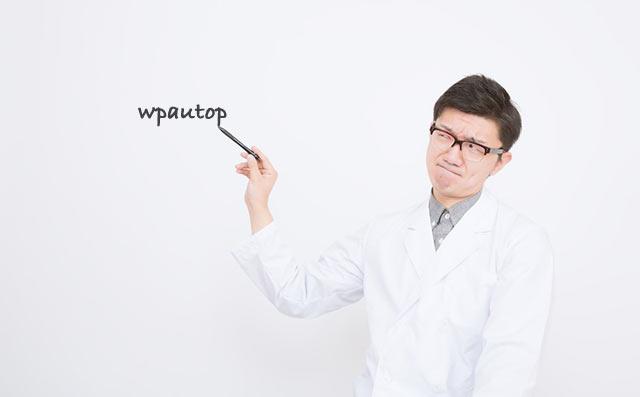 wpautop