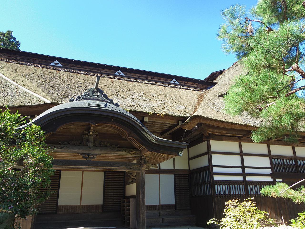 広徳寺本殿