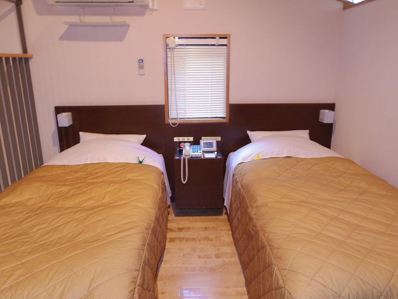 メゾネットタイプ ベッドルーム