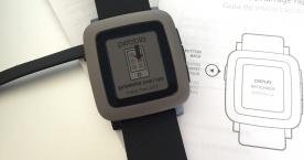 スマートウォッチ「Pebble Time」を勢いで購入してみたファーストインプレッション