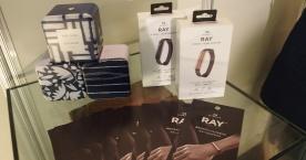 スタイリッシュに進化した「MISFIT RAY」がラグジュアリーなアクセサリーすぎる件