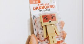 ダンボーってホント幅広いなw 福岡限定「二〇加煎餅」コラボダンボーをもらったよ