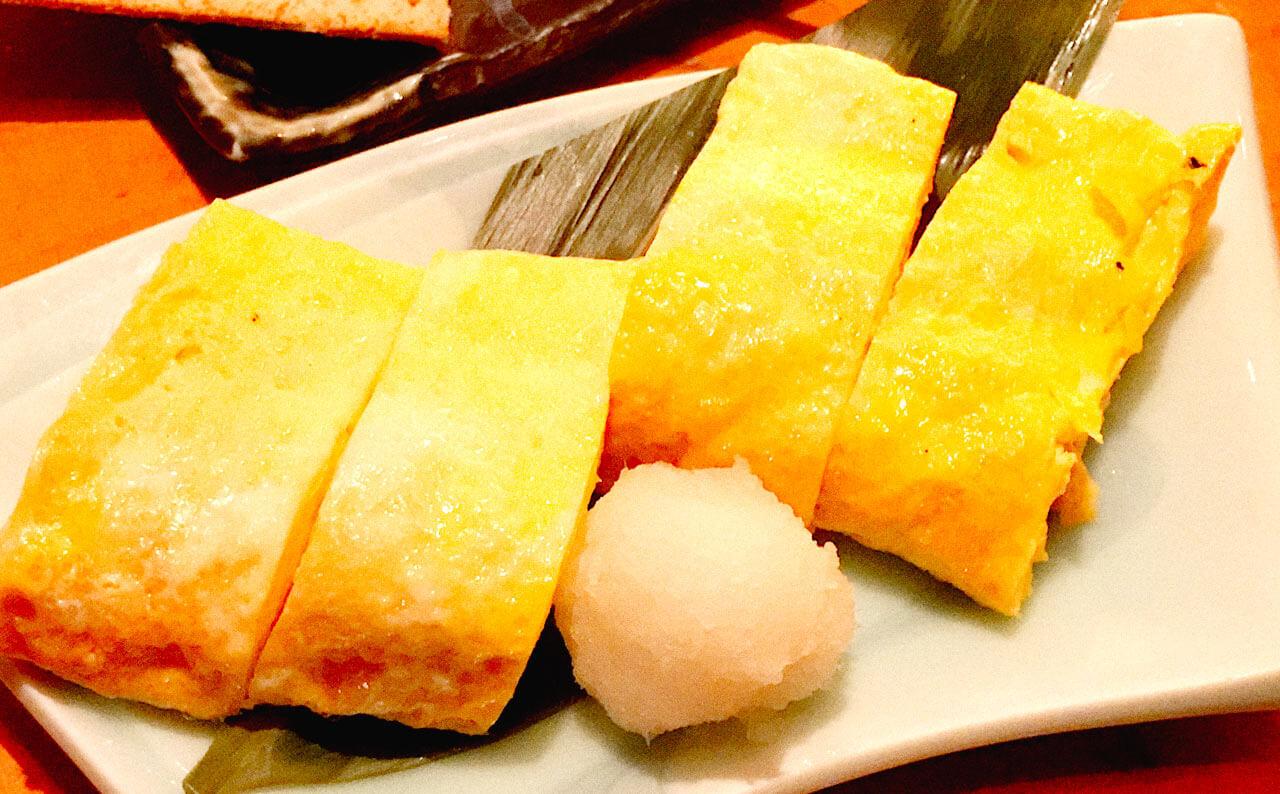 円山町 巖 | だし巻き卵