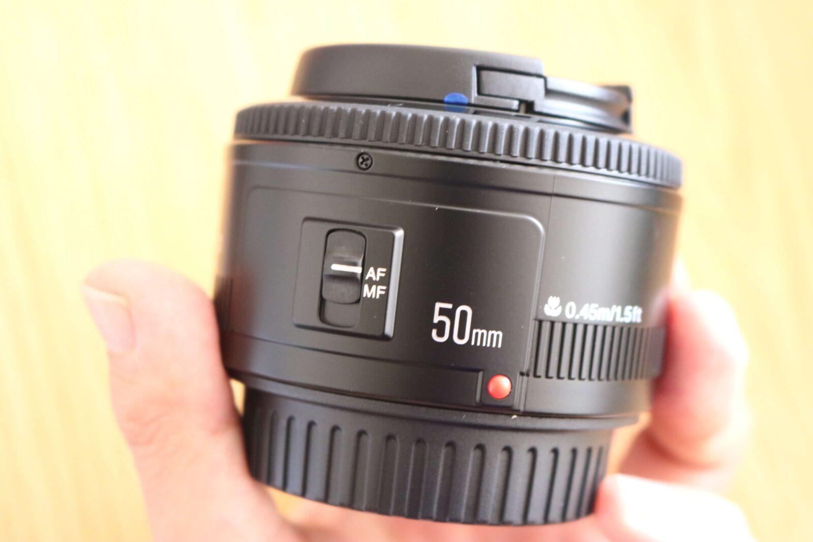 YONGNUO YN EF 50mm