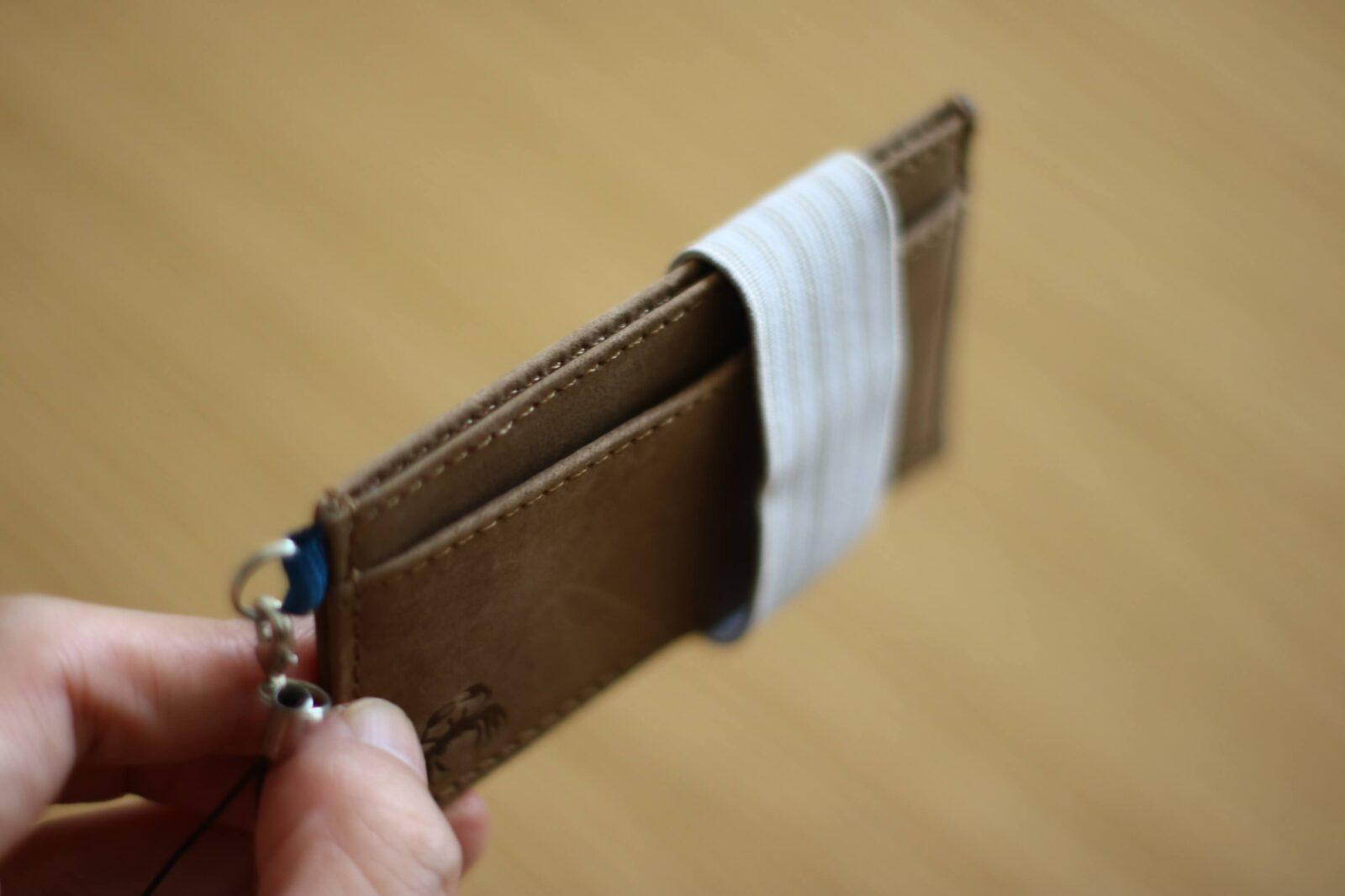 CRABBY wallet