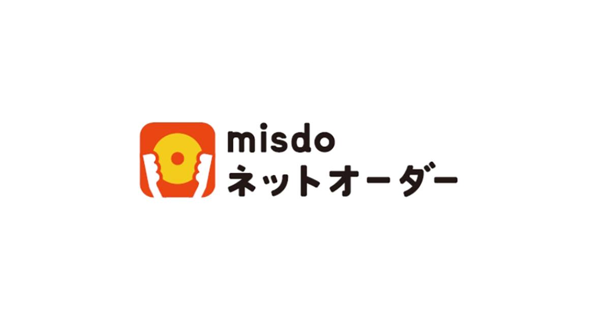 misdoネットオーダーのロゴ