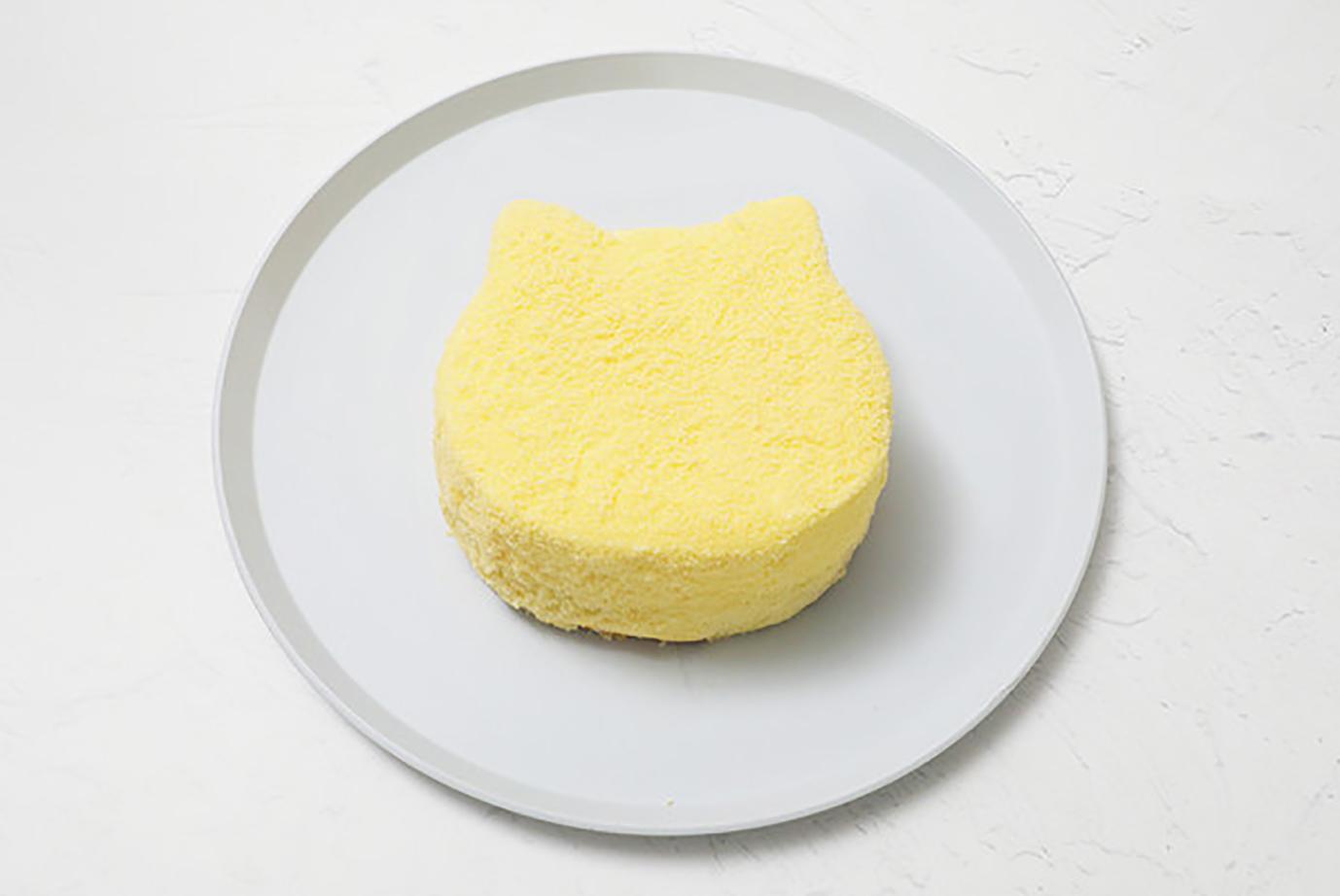 もふねこチーズケーキ