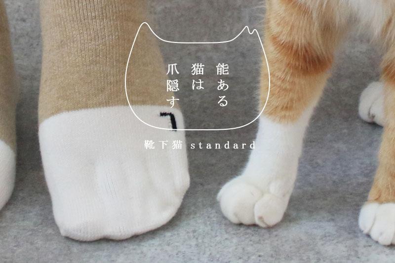 能ある猫は、爪隠す