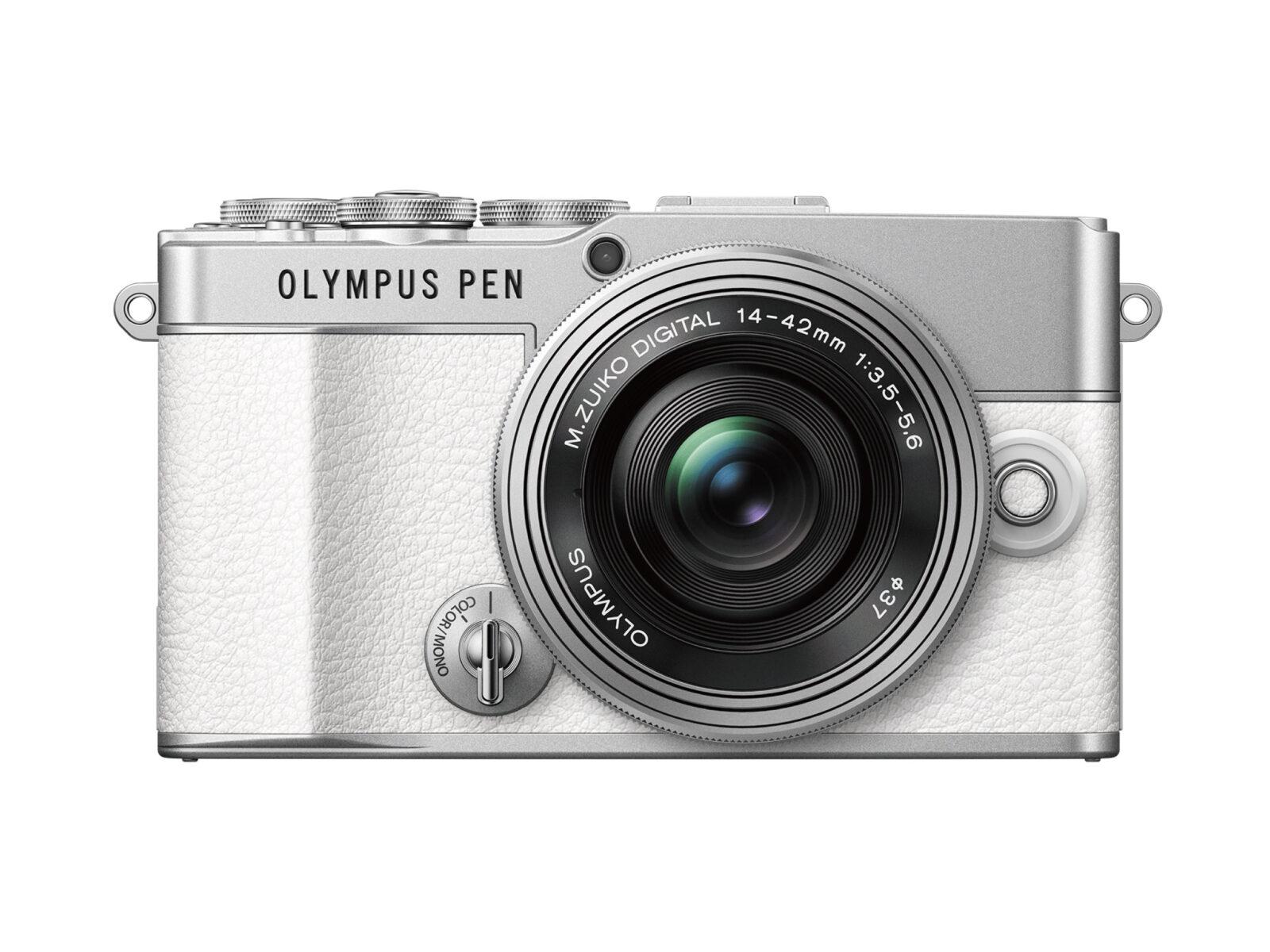 OLYMPUS PEN E-P7 (ホワイト)